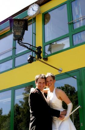 Hochzeit von Yvonne und Christian Simon 2006