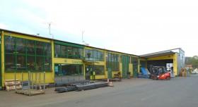 Das aktuelle Firmengebäude