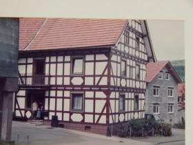 alte Schmiede in Günthers