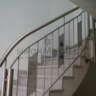Treppengeländer – innen 02056
