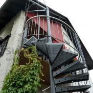 Treppenanlagen – aussen 08152