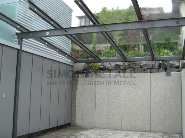Carports – SIMONMETALL GmbH & Co. KG in Tann(Rhön)-Günthers