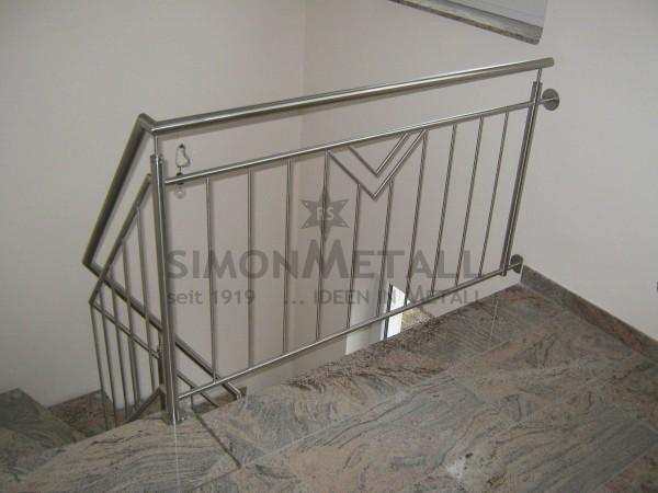Treppengelander Innen Simonmetall Gmbh Co Kg In Tann Rhon