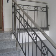 Treppengeländer – innen 10152