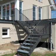 Treppenanlagen – aussen 10207