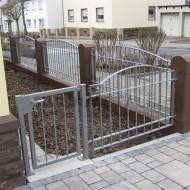 Garten- und Zauntüren 10364