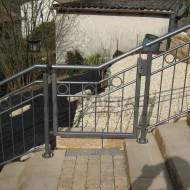 Treppengeländer – aussen 10388