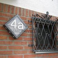 Beschriftungen / Hausnummern 11118
