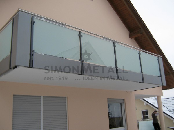 Balkongelander Simonmetall Gmbh Co Kg In Tann Rhon Gunthers