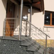 Treppengeländer – aussen 12197