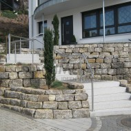 Treppengeländer – aussen 13016