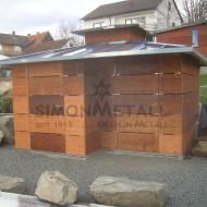Umhausungen / Mülltonnenboxen 13332