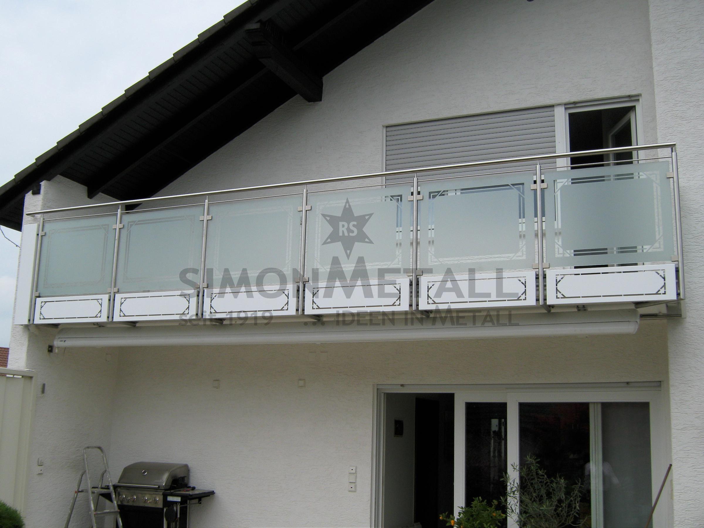 balkongel nder simonmetall gmbh co kg in tann rh n. Black Bedroom Furniture Sets. Home Design Ideas
