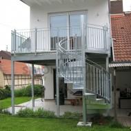 Balkonanlagen 13378