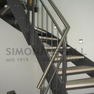 Treppenanlagen – innen treppenanlage