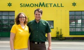 Yvonne und Christian Simon - 2014