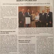Die Deutsche Handwerkszeitung berichtet über uns.