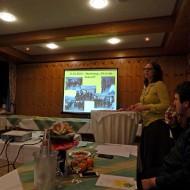 Yvonne Simon zeigt im Rückblick alles zum Thema Fortbildungen.