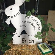 Erich Hohmann geht in Rente 2016