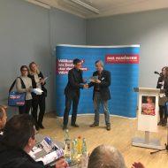 Lehrling Robin Gaß macht Auslandspraktikum 2016